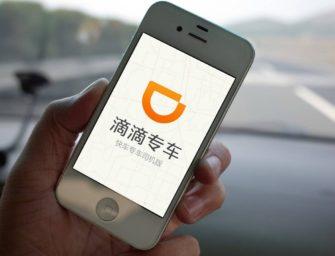 China's Ride-Hailing Service Didi Chuxing Set To Take On Uber