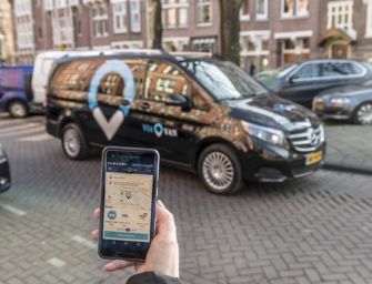 Mercedes' Ridesharing ViaVan Service Just Launched in London