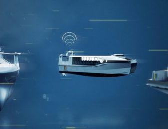 Norway Creates The First Autonomous Shipping Company