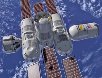 The First Luxury Hotel In Space To Open In 2022