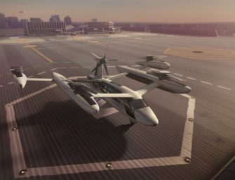 Uber Unveils 'Flying Taxi' Concept