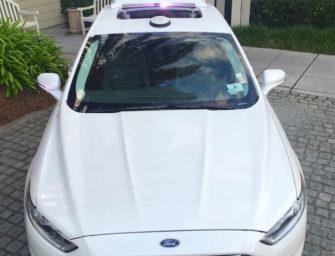 Humandrive Driverless 200 Mile Trial