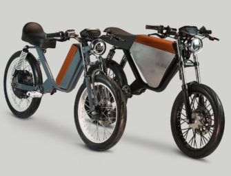 Mopeds are back! ONYX Motorbikes Indiegogo campaign is now live