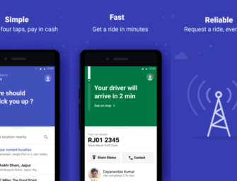 Uber Lite Has Been Built With India in Mind